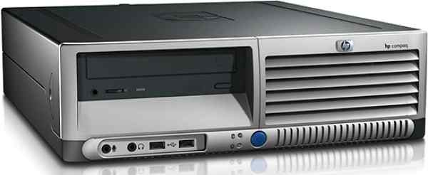 Настольные компьютеры HP Compaq (Бизнес Модель)
