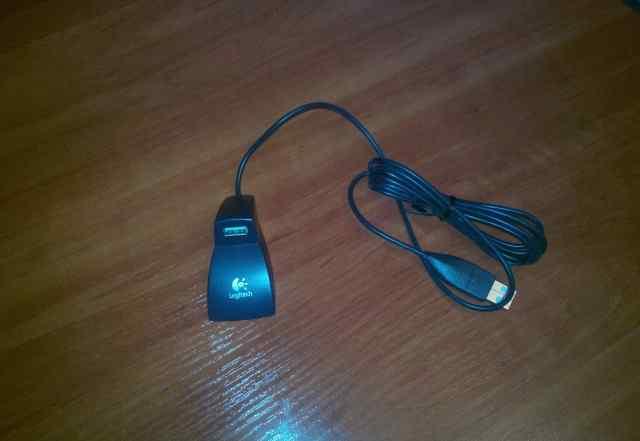 Новый настольный USB удлинитель Logitech