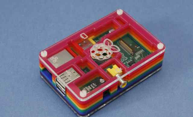Raspberry Pi Model B (256MB)