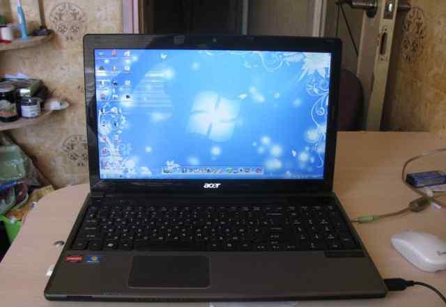 Игровой Acer aspire 5553g