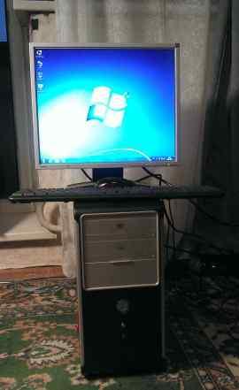 Компьютер комплект процессор 2 ядра