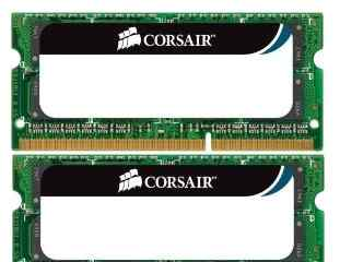 Оперативная память Corsair 2x4GB DDR3-1333 sodimm