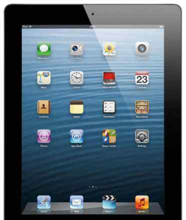 IPad4 32GB white, Cellular