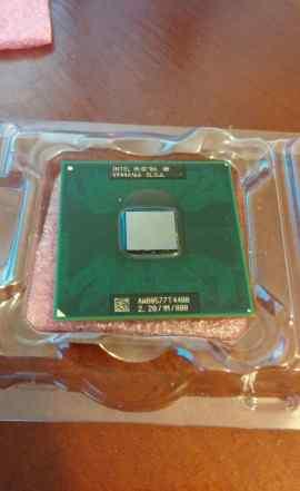 Процессор intel Pentium dual core T4400 2.20/1M/80
