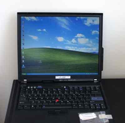 Ноутбуки Lenovo ThinkPad T60