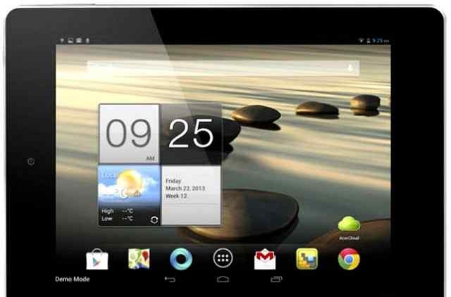Планшет Acer Iconia Tab B1-711 16Gb белый (новый.)