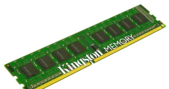 Оперативная память Kingston DDR3 2х8Gb 1600мгц