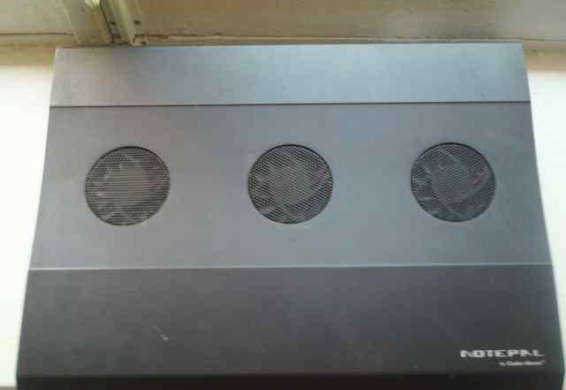 Подставка для ноутбука 17 дюймов Coolermaster