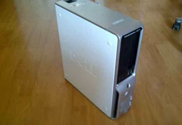 Тонкий улучшенный Dell Dimension C521