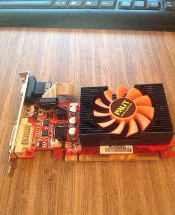 Palit GeForce GT 430 700Mhz PCI-E 2.0 1024Mb 1600M