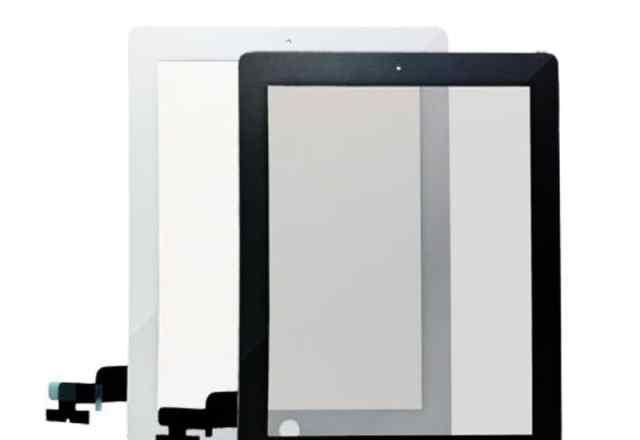Тачскрин (стекло) оригинал iPad 2 (бел. и чёрн.)