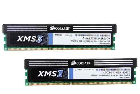 Модуль оперативной памяти corsair