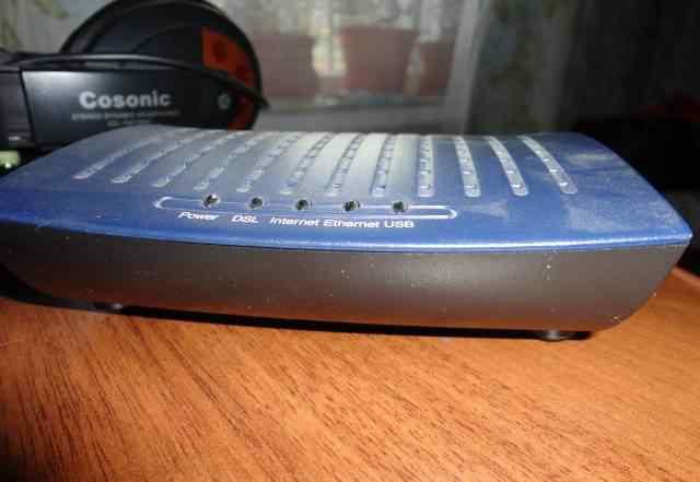 Модем zxdsl 831 Series