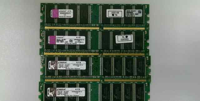 Оперативная память DDR 1Gb (400 мгц 3200 Мб/с)