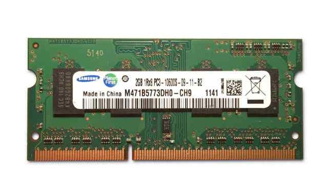 Samsung DDR3 SO-dimm 2Gb 1333MHz