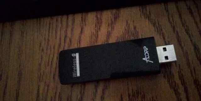 Wifi адаптер usb acorp wud-g