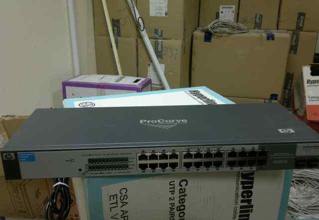 HP ProCurve Switch 1700-24