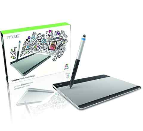 Wacom Intuitos Pen Touch