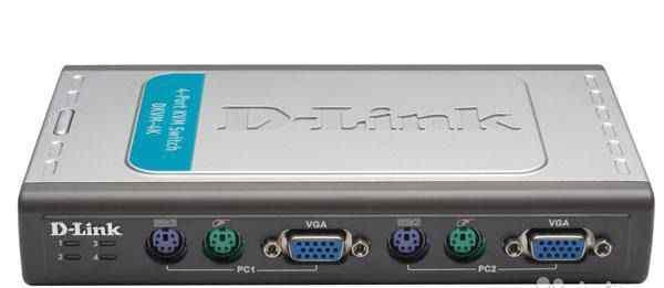 KVM переключатель d-link dkvm-4k новый