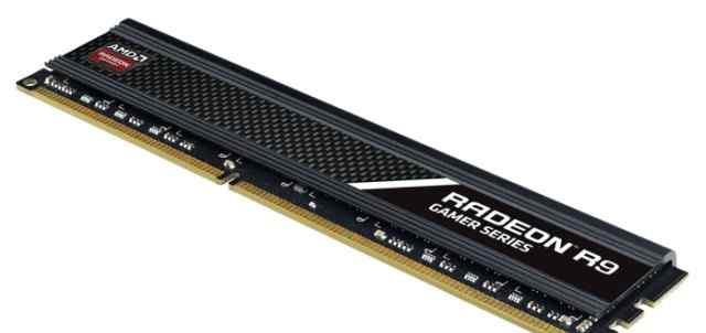 AMD 4x4 гб Оперативная память