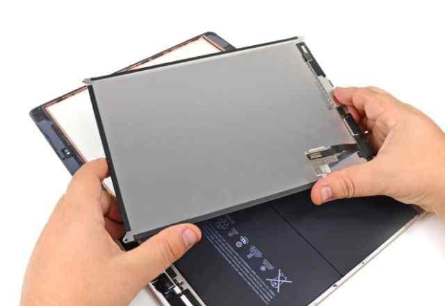 Замена дисплея/тачскрина iPad Air и iPad Air 2