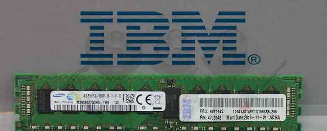 Память серверная 4GB PC3-10600 DDR3-1333 ECC Reg