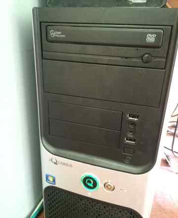Системный блок Aquarius i5 новый в коробке