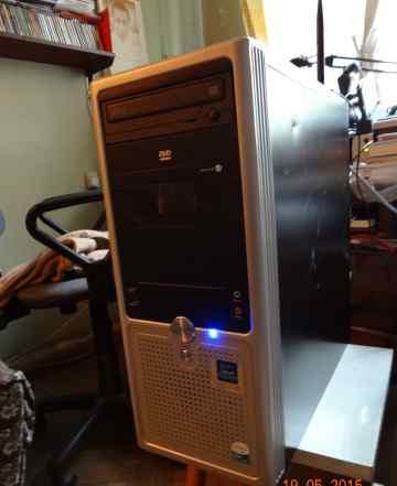 Современный пк на трехядерном процессоре