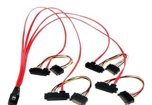 Интерфейсные кабеля для сервера