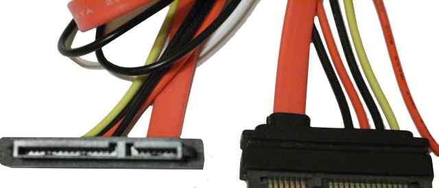 Удлинитель (переходник) SATA (15 + 7) Pin