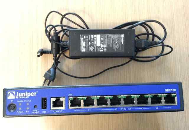 Шлюз безопасности Juniper SRX100 В