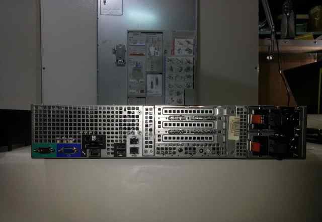 Сервер 2U Dell PowerEdge R510 (лот 2053)