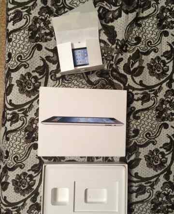 Коробка iPad 32 gb black