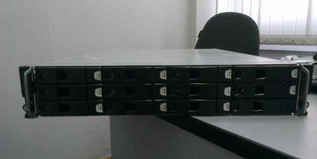 Система Хранения данных (схд, сервер) Xyratex