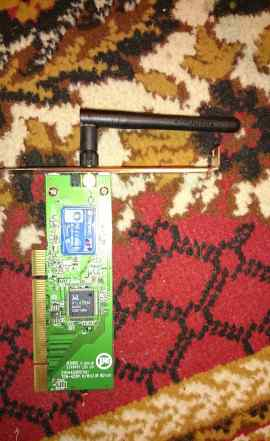 PCI-адаптер 54 Мбит/с Wireless G TEW-423PI