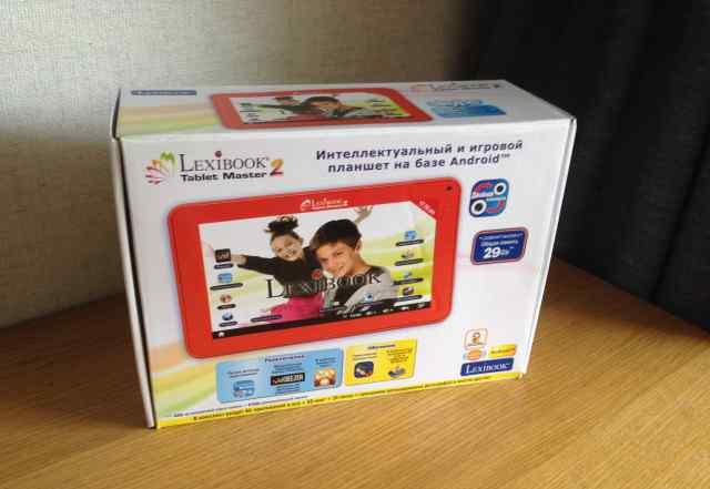 Детский планшет lexibook tablet master 2
