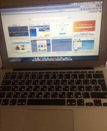 MacBook Air 4.1 11