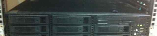 сервер в стойку платформа Gigabyte 275