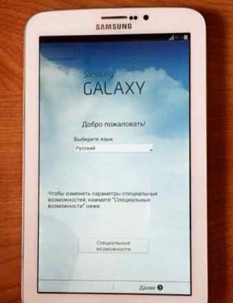 Samsung Galaxy Tab3 8 Gb в отличном состоянии