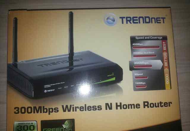 Trendnet TEW-652BRP б. у мало