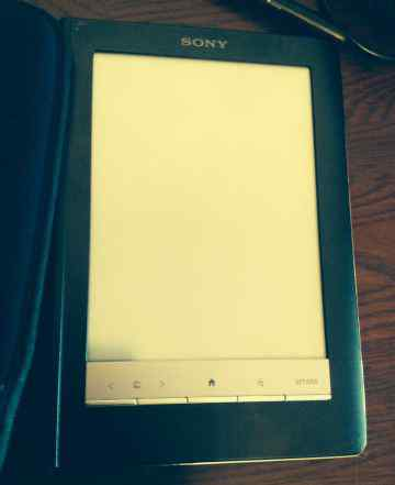 Sony PRS-600 Digital Book