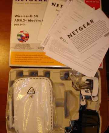 Netgear Wireless-G 54