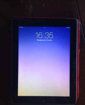 iPad 4 Black WiFi + LTE + Зарядка + Чехол