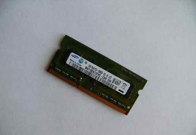 SO-dimm Samsung PC3-10600S 1GB