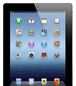 Планшет Apple iPad 4 Retina 16GB + Cellular