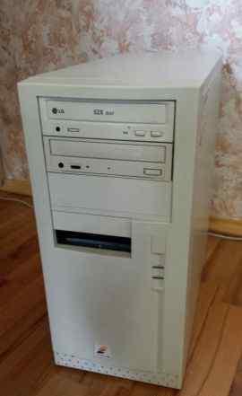 Офисный компьютер для работы и учебы