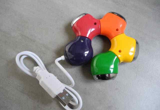 USB- разветвитель