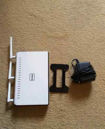 Wi-Fi роутер D-Link dir 665