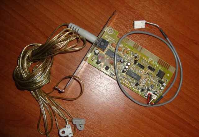 Приемник FM в системный блок