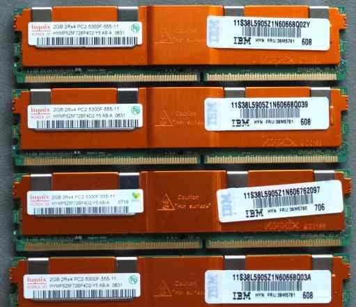 2Gb Серверная память Hynix 5300F hp p/n 398707-051